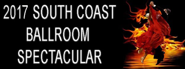 South Coast Ballroom Spectacular 2017